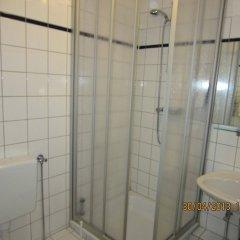 Отель Altdüsseldorf Дюссельдорф ванная