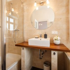 Отель Operngasse Premium in Your Vienna Австрия, Вена - отзывы, цены и фото номеров - забронировать отель Operngasse Premium in Your Vienna онлайн ванная