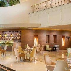 Отель InterContinental Istanbul гостиничный бар