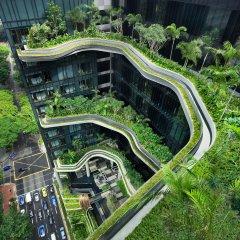 Отель PARKROYAL on Pickering Сингапур, Сингапур - 3 отзыва об отеле, цены и фото номеров - забронировать отель PARKROYAL on Pickering онлайн спортивное сооружение