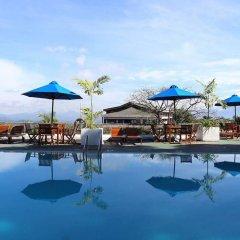 Hotel Topaz бассейн фото 3