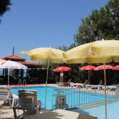Отель Safak Beach Motel бассейн