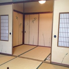 Отель Cultural Property Of Japan Senzairo Йоро спортивное сооружение