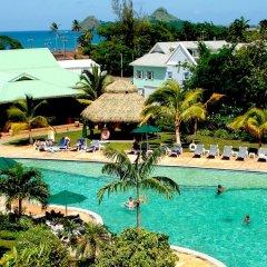 Отель Coco Palm бассейн