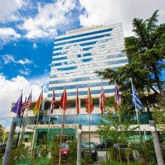 Отель Tirana International Hotel & Conference Centre Албания, Тирана - отзывы, цены и фото номеров - забронировать отель Tirana International Hotel & Conference Centre онлайн бассейн