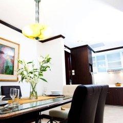 Апартаменты Orange Grove Service Apartment by ST Residences в номере фото 2