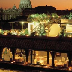 Отель Atlante Star Hotel Италия, Рим - 1 отзыв об отеле, цены и фото номеров - забронировать отель Atlante Star Hotel онлайн пляж