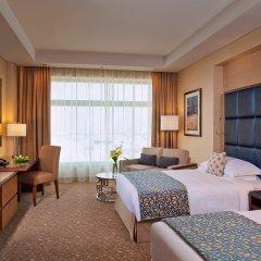 Отель Swissotel Al Ghurair Dubai Представительский номер фото 2