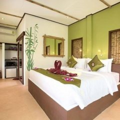 Отель Eden Beach Bungalows Самуи комната для гостей фото 2