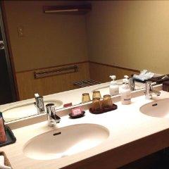 Отель Kutsurogijuku Shintaki Япония, Айдзувакамацу - отзывы, цены и фото номеров - забронировать отель Kutsurogijuku Shintaki онлайн ванная