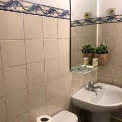 Апартаменты Apartments Center Santos ванная