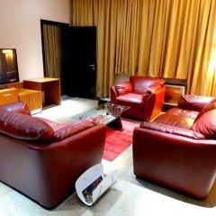 Отель Swiss International Mabisel Port Harcourt Нигерия, Порт-Харкорт - отзывы, цены и фото номеров - забронировать отель Swiss International Mabisel Port Harcourt онлайн комната для гостей фото 2