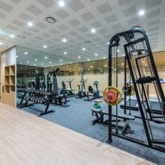 ENA Suite Hotel Namdaemun фитнесс-зал фото 2