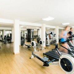 Отель VIVA Blue & Spa фитнесс-зал фото 2