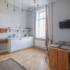 Отель Ego Center Apartments Польша, Варшава - отзывы, цены и фото номеров - забронировать отель Ego Center Apartments онлайн комната для гостей фото 3