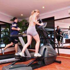 Отель Seahorse Resort & Spa Фантхьет фитнесс-зал фото 4