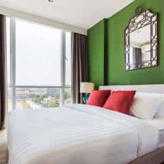 Отель THE BASE Downtown By Favstay Пхукет комната для гостей фото 3