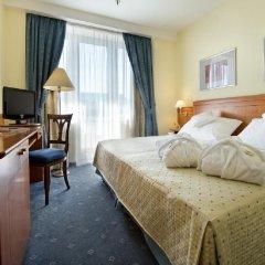 Отель Ramada Prague City Centre (ex. Ramada Grand Symphony) Прага комната для гостей фото 5