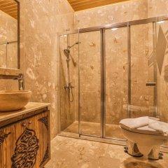 Бутик- Cappadocia Inn Турция, Гёреме - отзывы, цены и фото номеров - забронировать отель Бутик-Отель Cappadocia Inn онлайн ванная фото 2