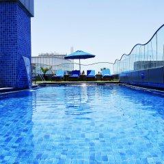 Отель Samaya Hotel Deira ОАЭ, Дубай - отзывы, цены и фото номеров - забронировать отель Samaya Hotel Deira онлайн бассейн