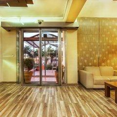 Отель Perea Hotel Греция, Агиа-Триада - 7 отзывов об отеле, цены и фото номеров - забронировать отель Perea Hotel онлайн интерьер отеля фото 2