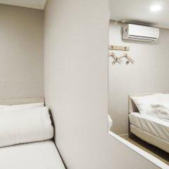 K-grand Hostel Myeongdong Сеул комната для гостей фото 6