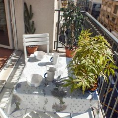 Отель With one Bedroom in Cannes, With Wonderful City View, Balcon Франция, Канны - отзывы, цены и фото номеров - забронировать отель With one Bedroom in Cannes, With Wonderful City View, Balcon онлайн балкон