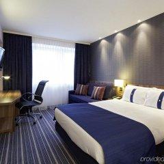 Отель Holiday Inn Express Nurnberg City - Hauptbahnhof комната для гостей фото 3