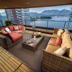 Отель Pinnacle Hotel Harbourfront Канада, Ванкувер - отзывы, цены и фото номеров - забронировать отель Pinnacle Hotel Harbourfront онлайн спа
