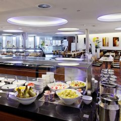 Отель Hilton Garden Inn Stuttgart Neckar Park питание фото 3