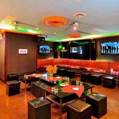 Hotel Beverly Plaza гостиничный бар