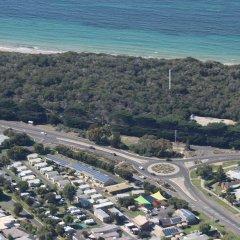 Отель BIG4 Beacon Resort пляж фото 2