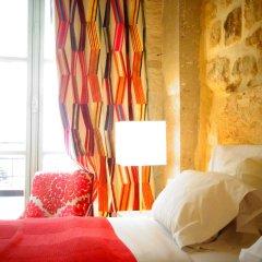 Отель Prince De Conti Франция, Париж - отзывы, цены и фото номеров - забронировать отель Prince De Conti онлайн комната для гостей фото 2