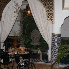 Отель Riad Assalam Марокко, Марракеш - отзывы, цены и фото номеров - забронировать отель Riad Assalam онлайн питание фото 2