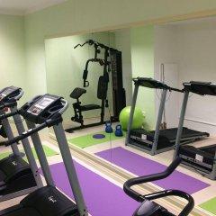 Hotel Continental фитнесс-зал