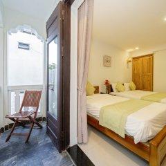 Отель Hoi An Estuary Villa Вьетнам, Хойан - отзывы, цены и фото номеров - забронировать отель Hoi An Estuary Villa онлайн балкон
