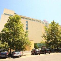 Отель Menada Oasis Resort Apartments Болгария, Солнечный берег - отзывы, цены и фото номеров - забронировать отель Menada Oasis Resort Apartments онлайн парковка