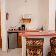 Отель Villas Mercedes Сиуатанехо в номере