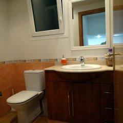 Отель Casa en Urbanización Les Teules ванная