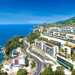 Отель Wyndham Sea Pearl Resort Phuket пляж