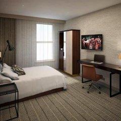 Отель DoubleTree By Hilton London Excel 4* Стандартный номер с различными типами кроватей фото 2