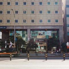 Отель Ramada Encore Seoul Dongdaemun Южная Корея, Сеул - отзывы, цены и фото номеров - забронировать отель Ramada Encore Seoul Dongdaemun онлайн вид на фасад
