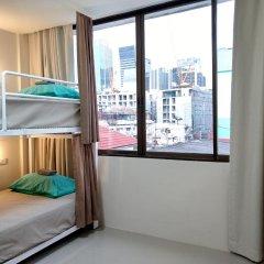 Отель Rama 9 Kamin Bird Hostel Таиланд, Бангкок - отзывы, цены и фото номеров - забронировать отель Rama 9 Kamin Bird Hostel онлайн комната для гостей фото 2