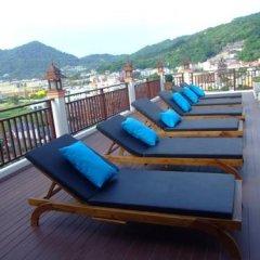 Отель BV Resortel Phuket балкон