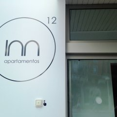 Отель Apartamentos Inn сауна