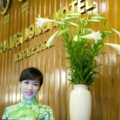 Thang Long 2 Hotel интерьер отеля фото 2