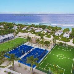 Отель Emerald Maldives Resort & Spa - Platinum All Inclusive Мальдивы, Медупару - отзывы, цены и фото номеров - забронировать отель Emerald Maldives Resort & Spa - Platinum All Inclusive онлайн пляж