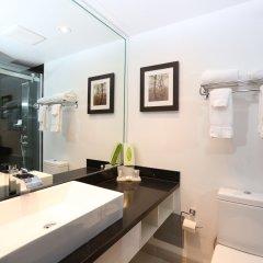 Отель Edward Hotel North York Канада, Торонто - отзывы, цены и фото номеров - забронировать отель Edward Hotel North York онлайн ванная фото 2