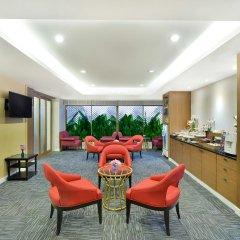 Отель Centre Point Pratunam Бангкок развлечения
