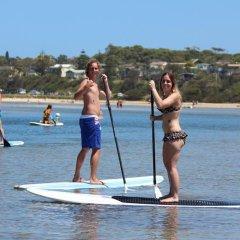 Отель Holiday Haven Burrill Lake Австралия, Сассекс-Инлет - отзывы, цены и фото номеров - забронировать отель Holiday Haven Burrill Lake онлайн фитнесс-зал